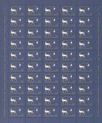 Groenland - Kerstzegels 1974