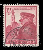 Tyske Rige - 1939 - Michel 691 - Stemplet