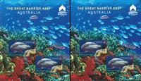 Australie - Bloc-feuillet d'exposition Macau - Série de 2 blocs-feuillets neufs