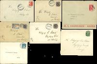 Danmark - Brugsbreve fra 1920-30