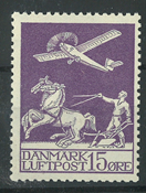 Danmark - AFA 145 postfrisk