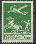 Danmark - AFA 144 ubrugt