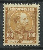 Danmark - AFA 51 ubrugt