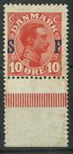 Danmark - AFA 2 postfrisk