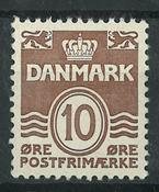 Danmark - AFA 235 postfrisk