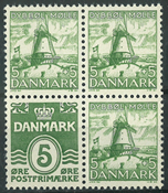 Danmark - AFA 234 + 236 postfrisk