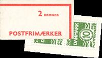 Danmark - 2 kr automathæfte - afa nr.3