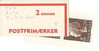 Danmark - 2 kr automathæfte - AFA4