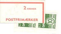 Danmark - 2 kr automathæfte - AFA5