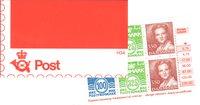 Danmark - 20 kr frimærkehæfte - AFA5