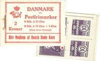 Danmark - frimærkehæfte - AFA12