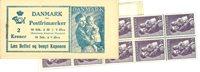 Danmark - frimærkehæfte - AFA15