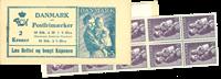 Danmark - frimærkehæfte - afa nr.15