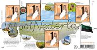 Pays-Bas - Texel - Bloc-feuillet neuf