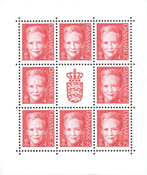 Danmark - Småark - nr.1 - AFA 1338