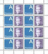 Danmark - Småark - nr.10 - AFA 1247v