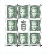Danmark - Småark - nr.8 - AFA 1305