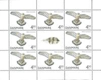 Danmark - Småark - nr.18 - AFA 1409