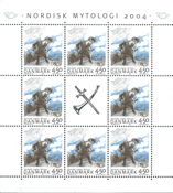 Danmark - Småark - nr.16 - AFA 1384