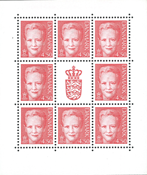 Danmark - Småark - nr.15 - AFA 1374
