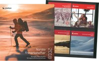 Norvège - Collection annuelle de carnets 2018 - Collection annuelle carnets