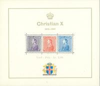 Islanti - Chr. X pienoisarkki