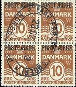 Danmark - Fireblok