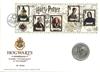 England - Harry Potters Hogwarts - Flot møntbrev