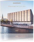 Danmark møntsæt 2018