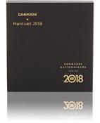 Danmark Proofsæt 2018
