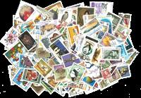 Mundial - Paquete de 500 sellos diferentes
