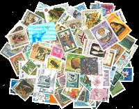 Diverse lande - Frimærkepakke med 150 forskellige frimærker fra 150 lande