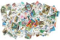 Hele verden - Frimærkepakke 3000 forskellige