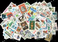 Europa - Frimærkepakke 2000 forskellige