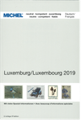 MICHEL - Luxembourg, Specialized 2019 - Stamp catalogue