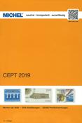 MICHEL - Europa CEPT 2019 - Catalogo francobolli
