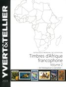 Yvert & Tellier - Africa francophone 2019 - Vol. II (M-Z) - Stamp catalogue