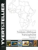 Yvert & Tellier - Africa francophone 2019 - Vol. II (M-Z) - Stamp catalogue