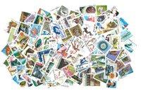 Hele verden - Frimærkepakke 1000 forskellige