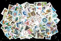 Monde Entier - Paquet de 1000 timbres différents