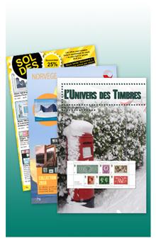 L'Univers des Timbres no 114