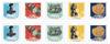 Danmark - Vikingeliv - Postfrisk frimærkehæfte