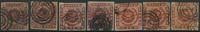 Danmark - 1857-63
