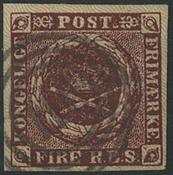 Danmark - 1853