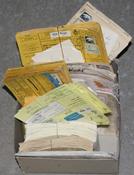 Groenland - Boîte avec cartes de colis
