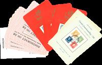 Norvège - Divers cartes d'expositions philatéliques
