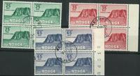 Norvège - AFA 422-424