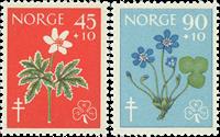 Norge - AFA 453-54