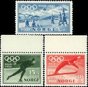 Norja - AFA 381-83 postituoreena