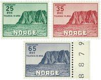 Norge - AFA 422-24 postfrisk